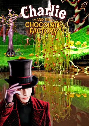 Charlie and the Chocolate Factory 1059x1500