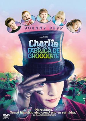 Charlie and the Chocolate Factory 510x719