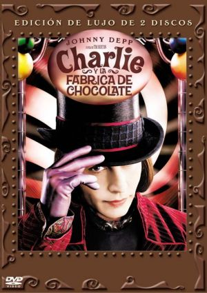 Charlie and the Chocolate Factory 508x720
