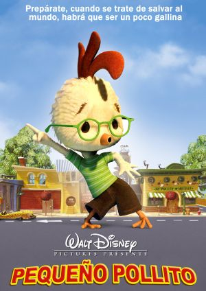 Chicken Little 2480x3508