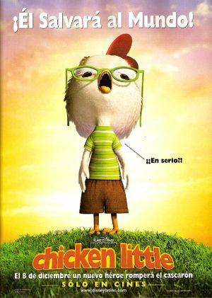 Chicken Little 888x1245