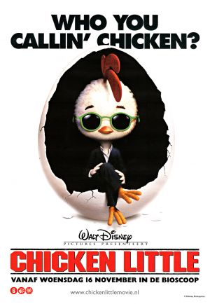 Chicken Little 1609x2327