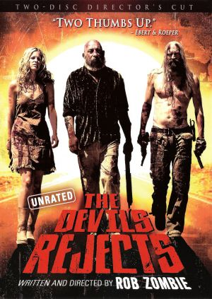 The Devil's Rejects Dvd cover
