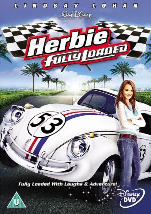 Herbie Fully Loaded - Ein toller Käfer startet durch 500x710
