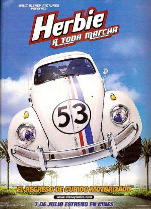 Herbie Fully Loaded - Ein toller Käfer startet durch 794x1100