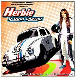 Herbie Fully Loaded - Ein toller Käfer startet durch 385x395