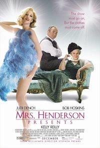 Lady Henderson präsentiert poster