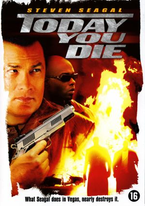 Today You Die Dvd cover