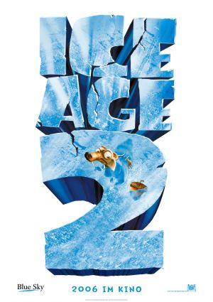 Ice Age 2 - Jäätikkö sulaa 989x1400
