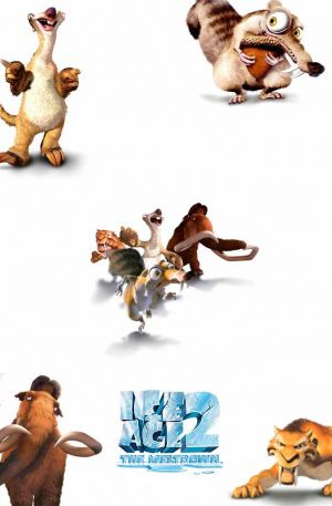 Ice Age 2 - Jetzt taut's 672x1024