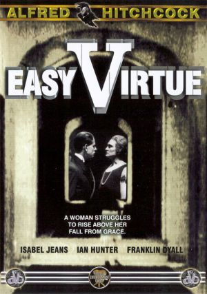 Easy Virtue Cover