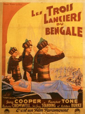 The Lives of a Bengal Lancer 868x1159