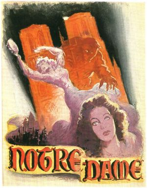 The Hunchback of Notre Dame 941x1200