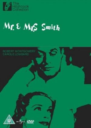 Mr. & Mrs. Smith 338x475