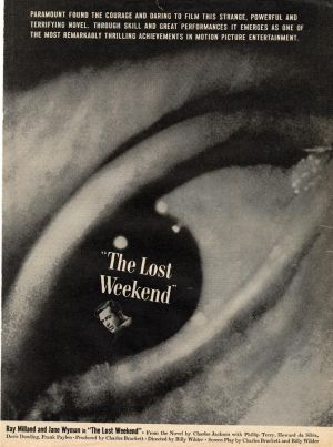 The Lost Weekend 670x900