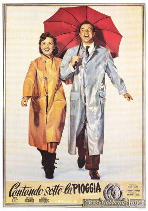 Singin' in the Rain 690x980