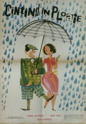 Singin' in the Rain 541x776