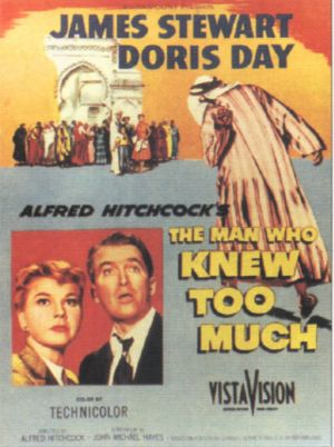 The Man Who Knew Too Much 620x830
