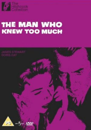 The Man Who Knew Too Much 334x475