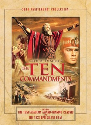 The Ten Commandments 729x1000