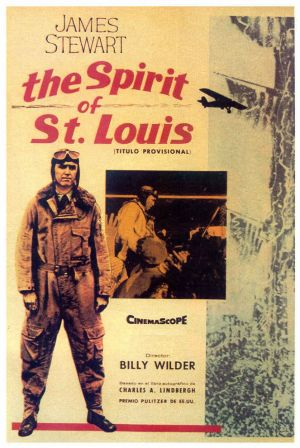 The Spirit of St. Louis 663x990