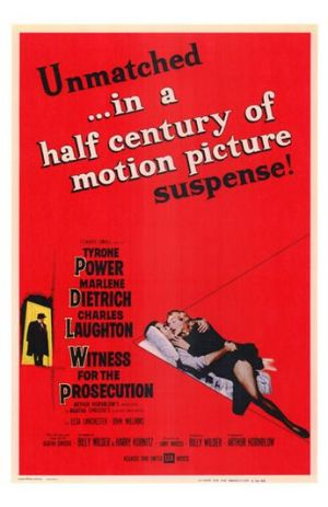 Witness for the Prosecution 345x533