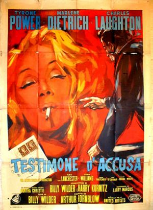 Witness for the Prosecution 372x510