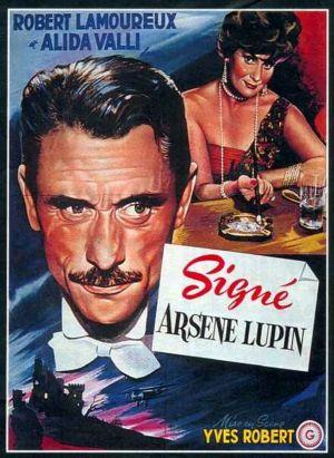 Signé: Arsène Lupin 876x1200