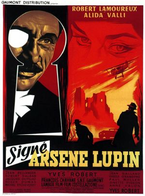 Signé: Arsène Lupin 1111x1500