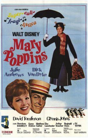 Mary Poppins 580x912