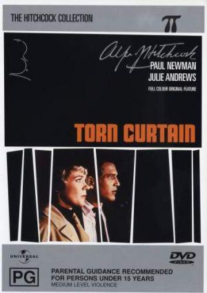 Torn Curtain 354x500