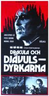 The Satanic Rites of Dracula Poster