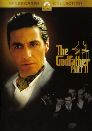 The Godfather: Part II Dvd cover