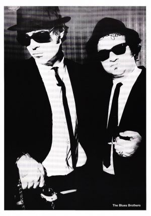 The Blues Brothers 689x982