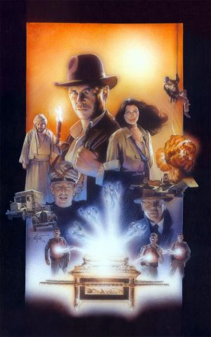 Raiders of the Lost Ark 942x1500