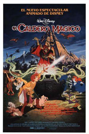 The Black Cauldron 724x1093