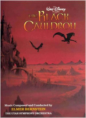 The Black Cauldron 600x821