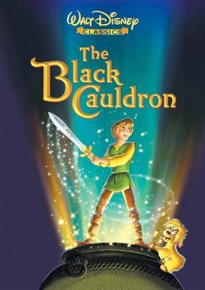 The Black Cauldron 800x1129