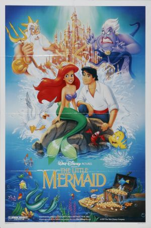 The Little Mermaid 2088x3160