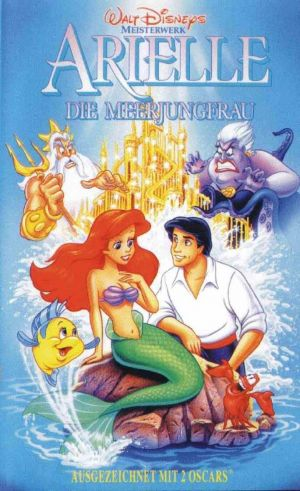 The Little Mermaid 685x1120