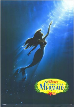 The Little Mermaid 580x836