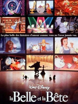 Beauty and the Beast 600x800