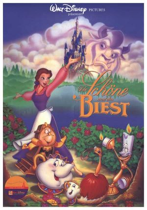 Beauty and the Beast 600x855