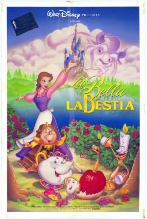 Beauty and the Beast 580x863