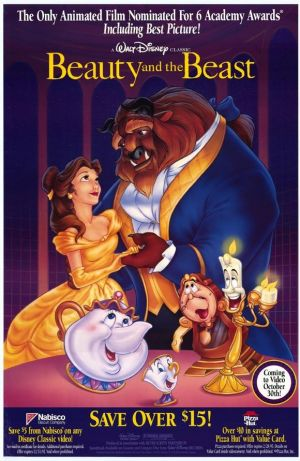Beauty and the Beast 580x891