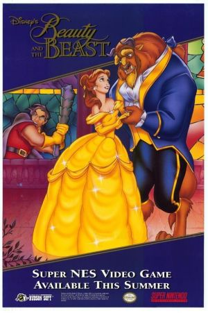 Beauty and the Beast 580x871