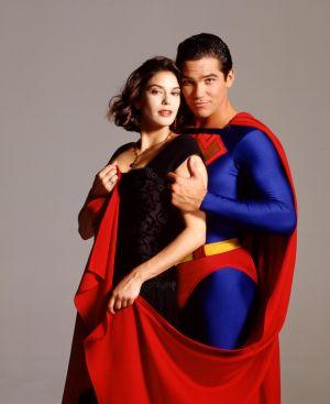 Lois & Clark: The New Adventures of Superman 1691x2071