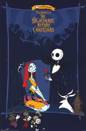 The Nightmare Before Christmas 600x920