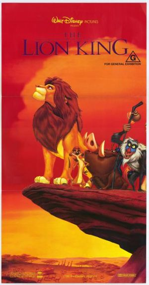 The Lion King 344x656