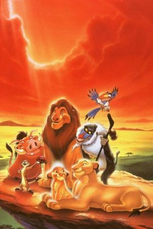 The Lion King 534x800